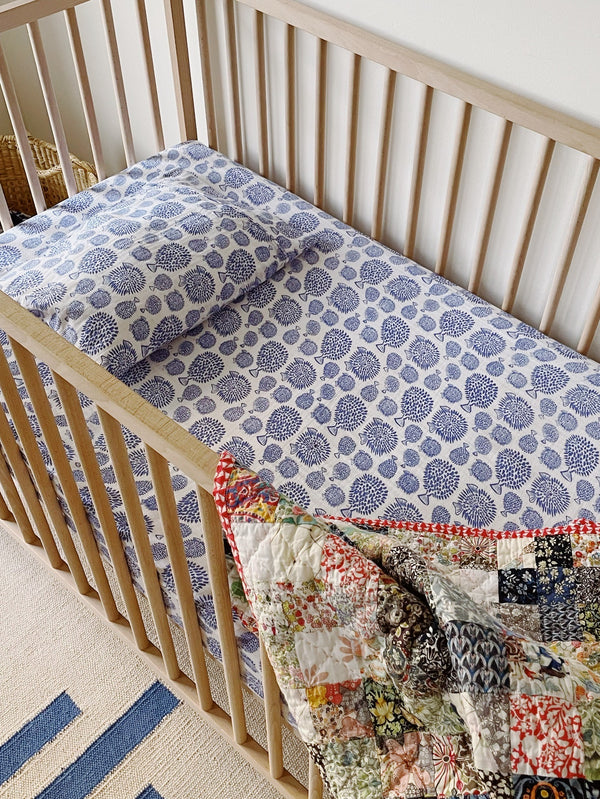 Crib Sheet - Blowfish | Marine