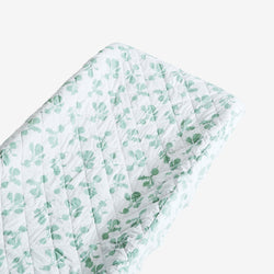 Changing Pad Cover - Radish | Agave Changing Pad Cover Lewis