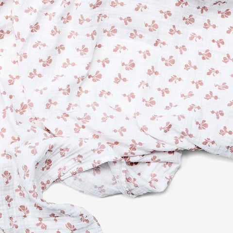 Swaddle - Mini Radish | Mauve