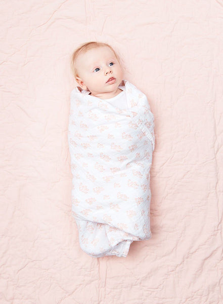 Swaddle <br />Rose Hip | Blush