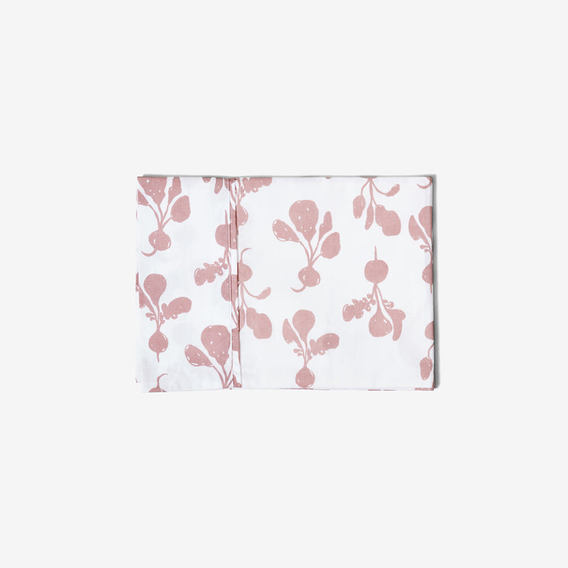 Toddler Pillowcase - Radish | Mauve