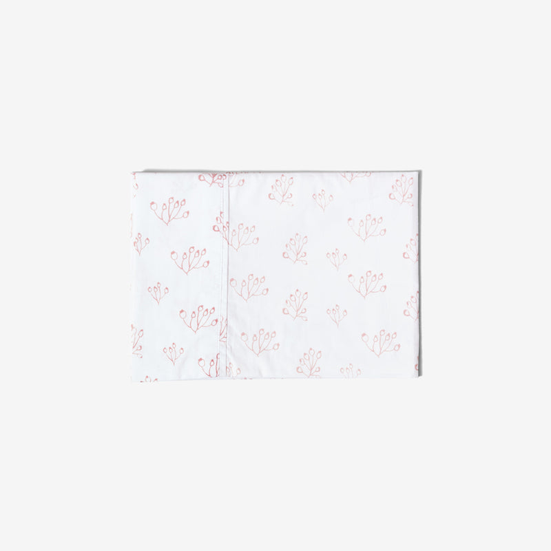 Toddler Pillowcase - Rose Hip | Blush