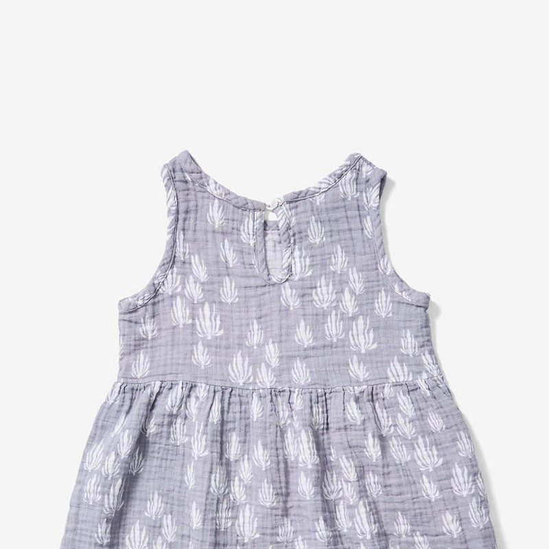 Tank Dress - Seaweed | Bay Blue Clothing Lewis