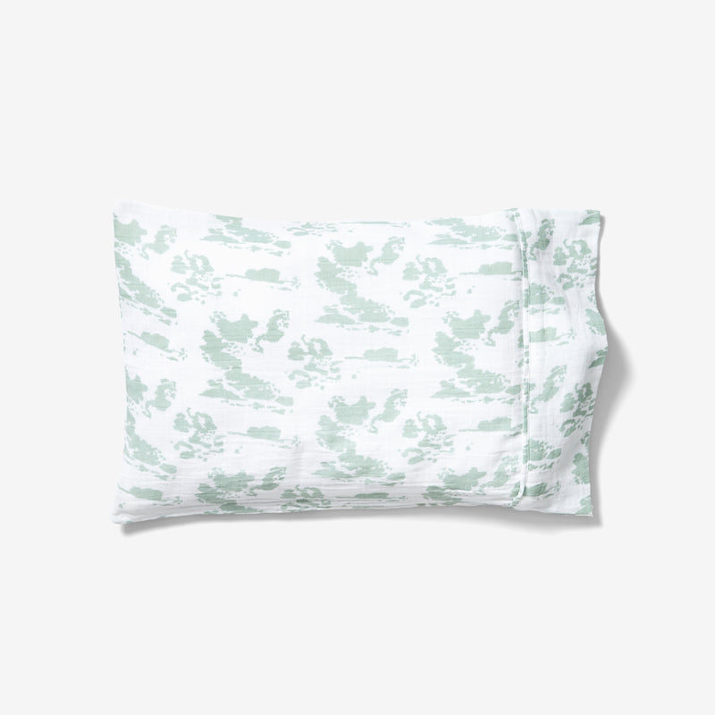 Toddler Pillowcase - Clouds | Agave