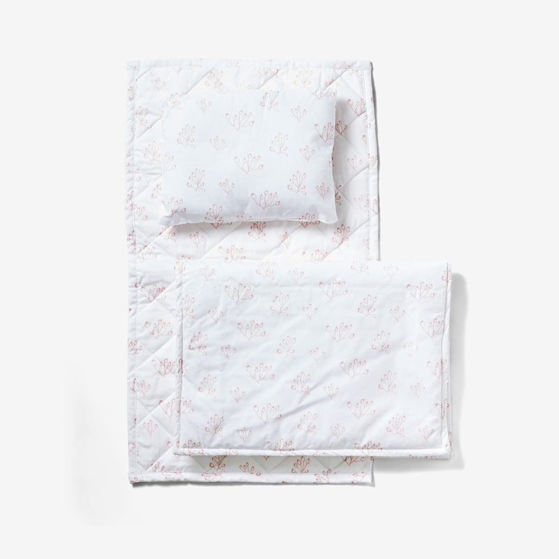 Doll Bedding - Rose Hip | Blush