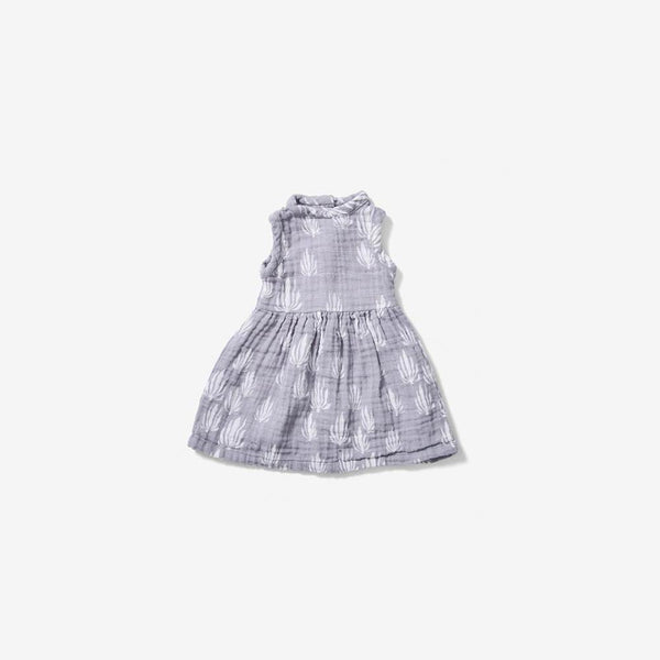 Doll Dress - Seaweed | Bay Blue Toy Lewis