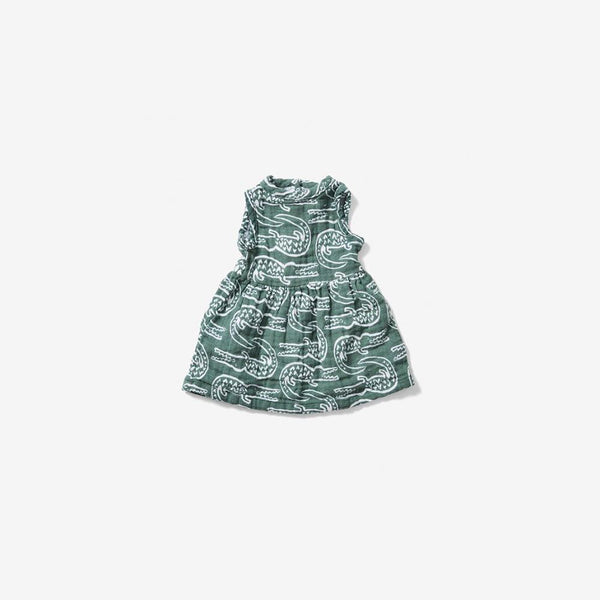 Doll Dress - Alligator | Spruce Toy Lewis