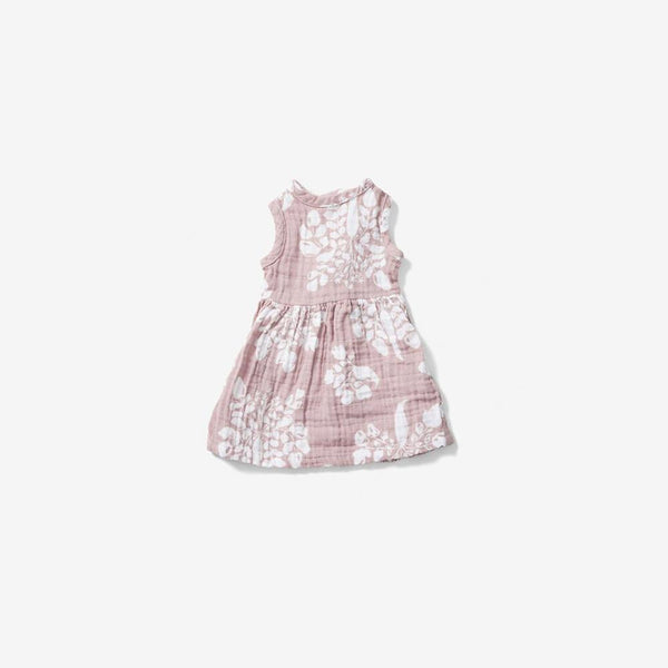 Doll Dress - Parsnip | Mauve Toy Lewis