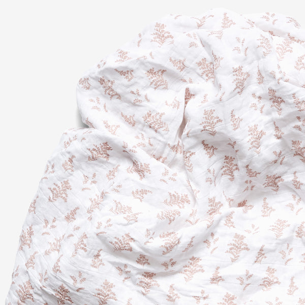 Swaddle - Goldenrod | Mauve