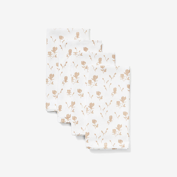 Napkin Set - Set of Four | Magnolia