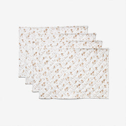 Quilted Placemat Set - Set of Four | Magnolia