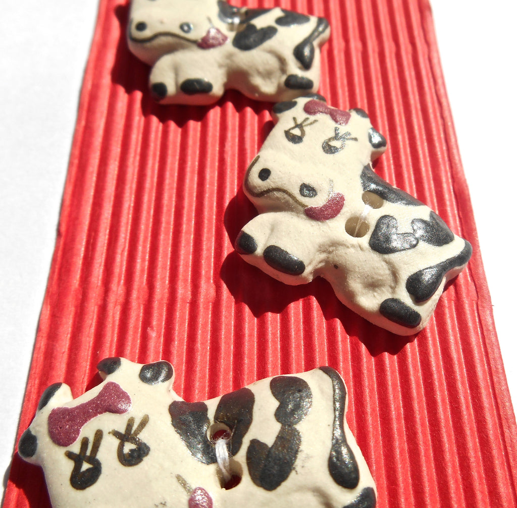 Whimsical Cows