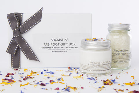 Fabulous Foot Gift Box