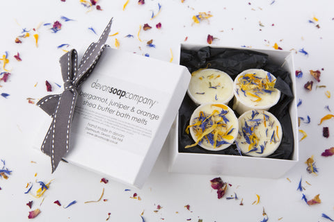 Bergamot, Juniper and Orange - Bath Melts