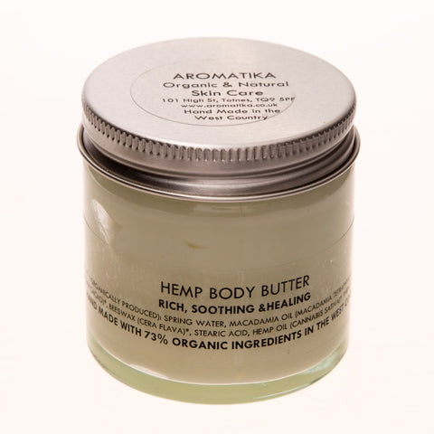 Bergamot, Juniper & Orange Hand & Body Body Butter