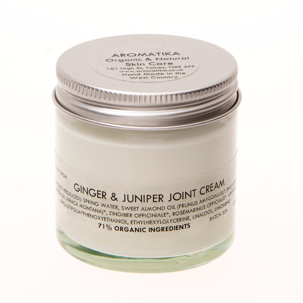 Ginger & Juniper Joint Cream