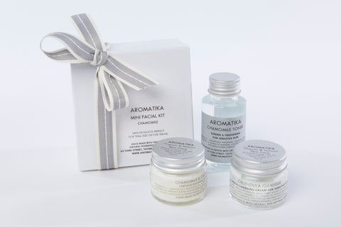Chamomile & Calendula Mini Facial Kit