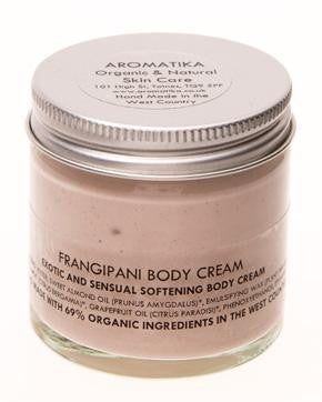 Frangipani Body Cream