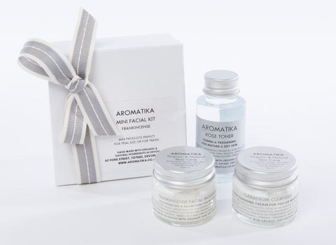 Frankincense Mini Facial Kit