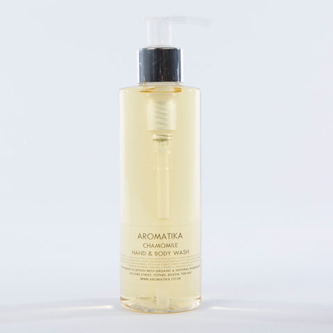 NEW! Fragrance Free Hand & Body Wash