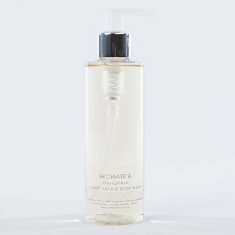 Frangipani Luxury Hand & Body Wash