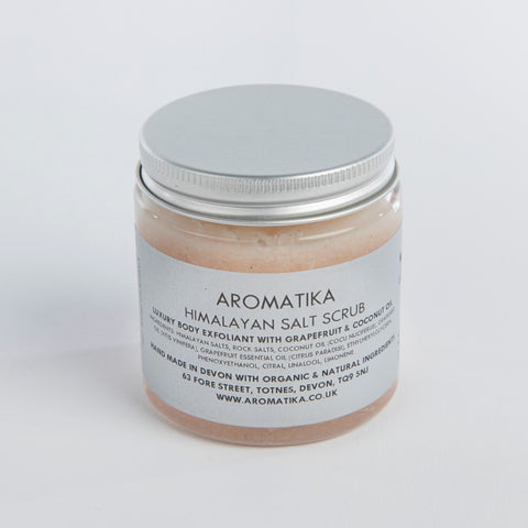 New! Himalayan Salt Scrub (coconut & grapefruit)