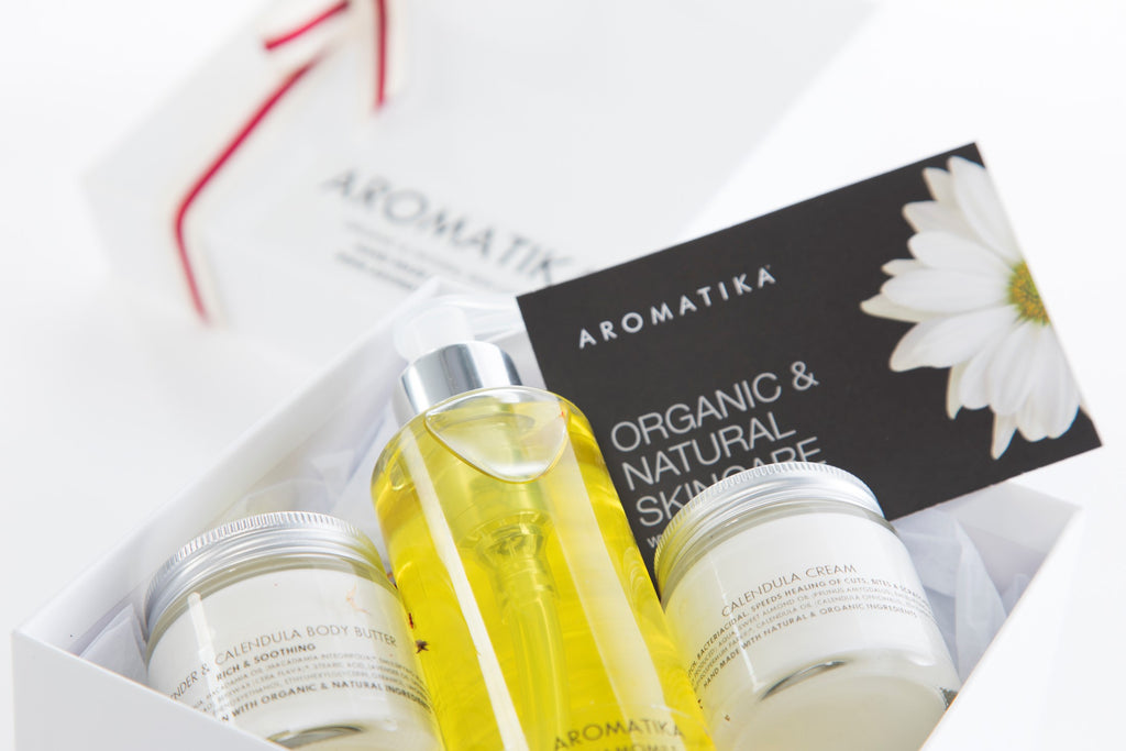 Aromatika Sensitive Skin Gift