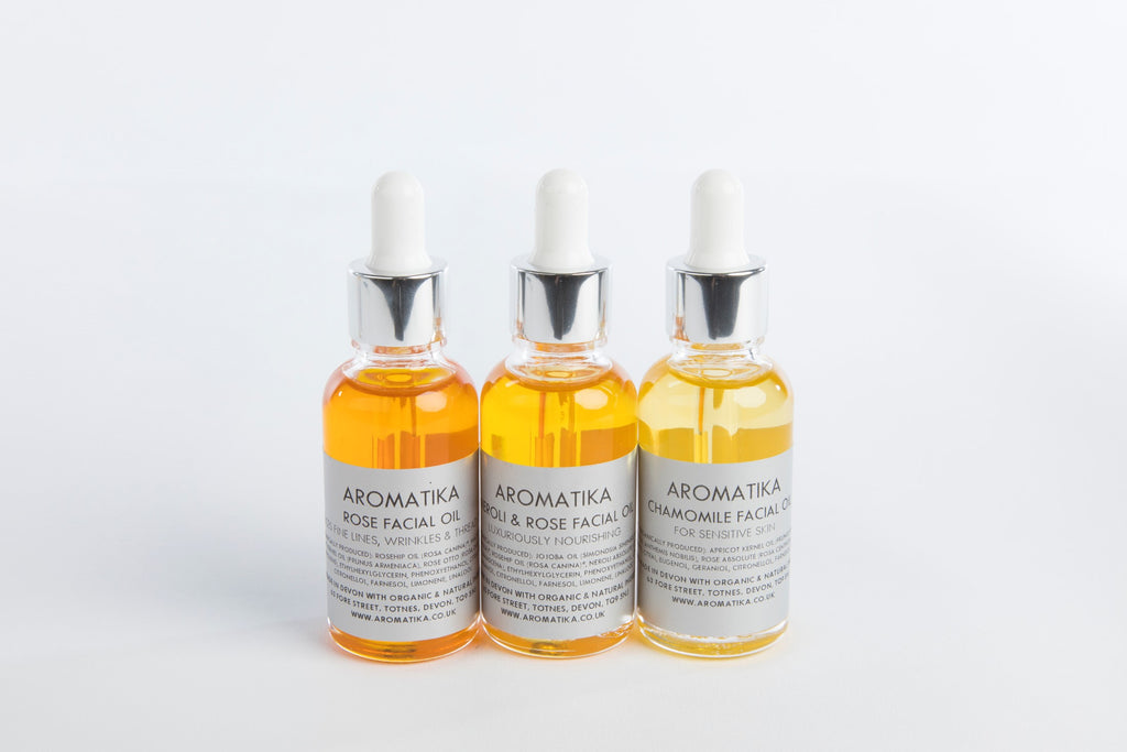 Aromatika Facial Oil