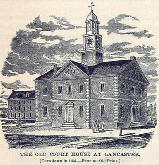 lancaster courthouse