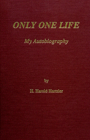 Only One Life: My Autobiography