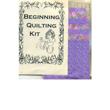 Beginning Quilt Kit - Masthof Bookstore