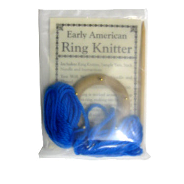 Early American Ring Knitter - Historical Toys