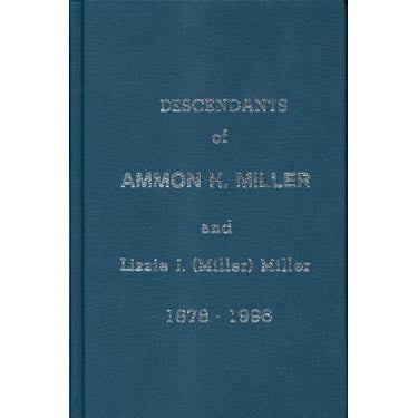 Descendants of Ammon H. Miller and Lizzie J. (Miller) Miller, 1878-1996 - Rose Edna Yoder and Mary Jane Swartzentruber