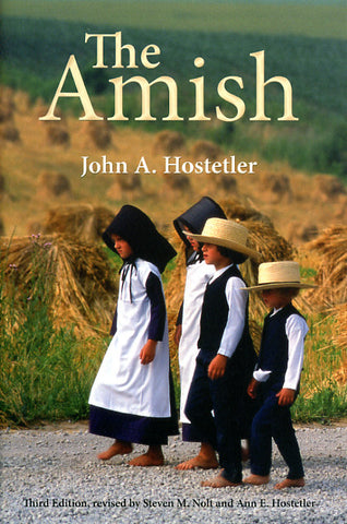 The Amish - John A. Hostetler