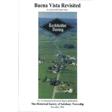 Buena Vista Revisited - Anna Groff and Joan Lorenz