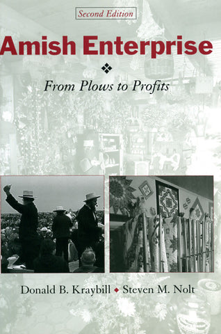 Amish Enterprise: From Plows to Profits - Donald B. Kraybill and Steven M. Nolt