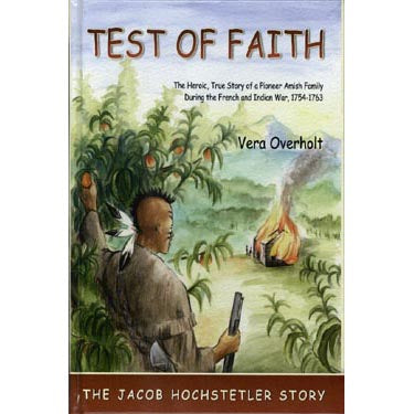 Test of Faith - Vera Overholt