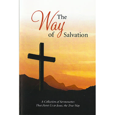 The Way of Salvation - Masthof Bookstore