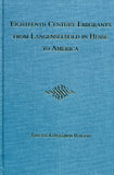 Eighteenth Century Emigrants from Langenselbold in Hesse to America