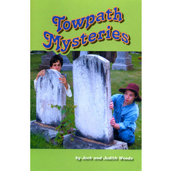 Towpath Mysteries - Jack and Judith Woods