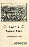 Landis German Song
