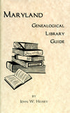 Maryland Genealogical Library Guide - John W. Heisey