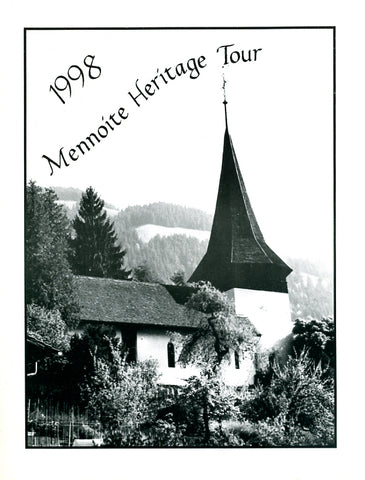 1998 Mennonite Heritage Tour