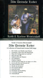 Alde Deitsche Lieder: A Collection of Pennsylvania German Folk Songs CD - Keith and Karlene Brintzenhoff