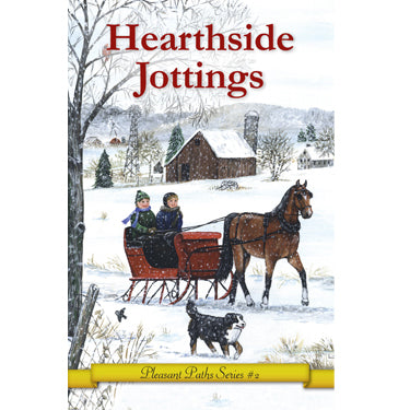 Hearthside Jottings - Masthof Bookstore