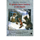 Es globbt beim Sammy in der Nacht - translated by Michael Werner