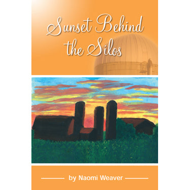 Sunset Behind the Silos - Naomi Weaver