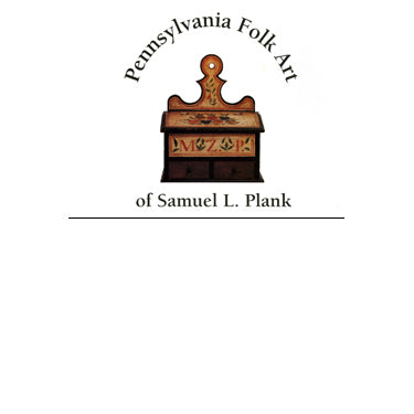 Pennsylvania Folk Art of Samuel L. Plank - compiled by James and Vivian Bonson