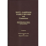 Novy-Garwood Family Record and Connections - Dr. Frederick George Novy and Marguerite Novy Lambert