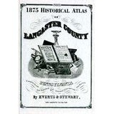 "Index to the ""1875 Historical Atlas of Lancaster Co., Pennsylvania"" - compiled by Lois Ann Mast"